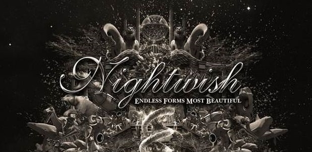 "Nightwish ""Endless Forms Most Beautiful"" album review by Andriy Vasylenko"
