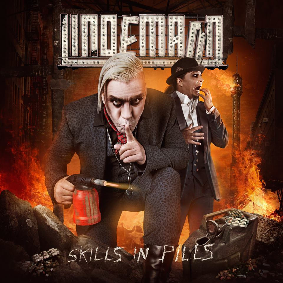 "Lindemann ""Skills In Pills"" album review by Andriy Vasylenko"