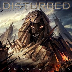 Disturbed immortalized new album review  2015