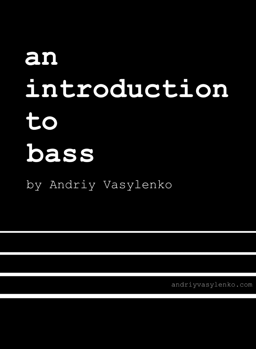 an introduction to bass free e-book learning bass guitar
