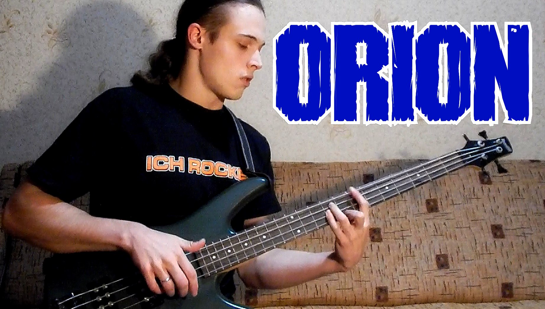 'ORION' TAKE 3 (free bass tabs)