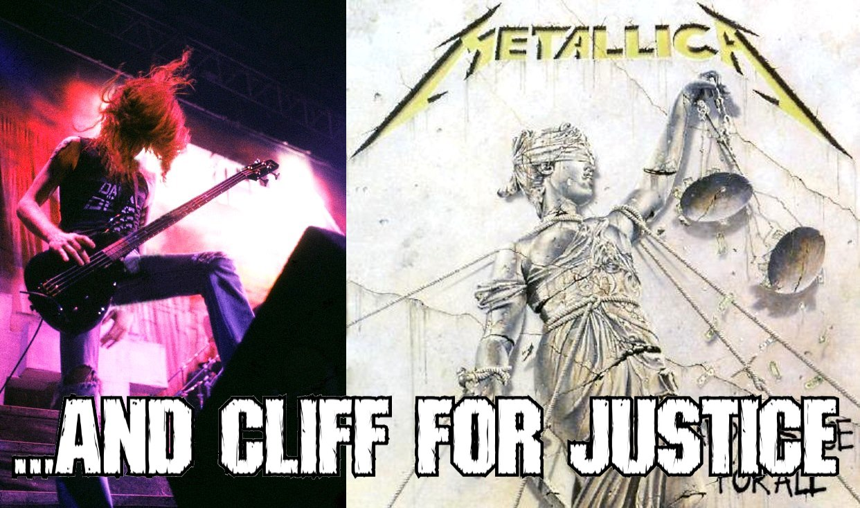 …And Cliff For Justice (bass tabs)