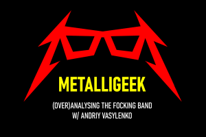 metallica podcast